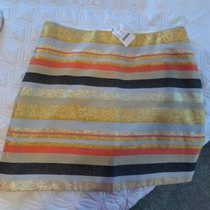 J Crew Size 2 Skirt New with Tags